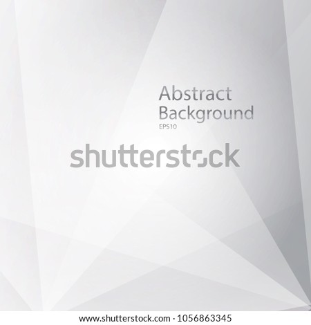 Abstract white and gray Background with copy space #1056863345