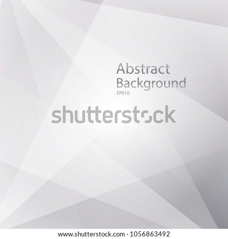 Abstract white and gray Background with copy space #1056863492