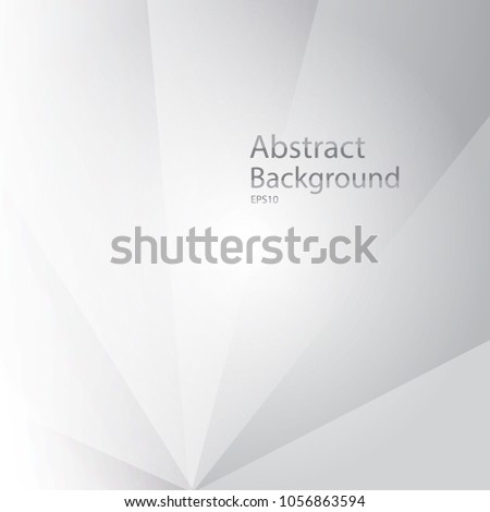Abstract white and gray Background with copy space #1056863594