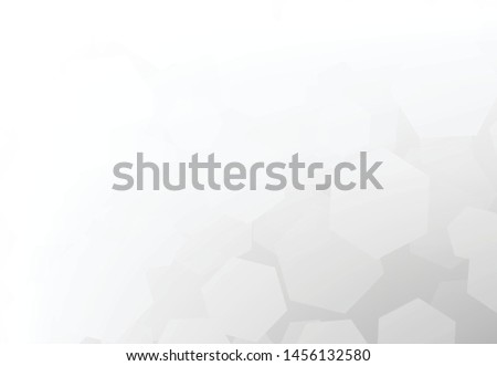 Abstract white background. Subtle background, blurred patterns. Light pale vector background. Abstract pale geometric pattern #1456132580