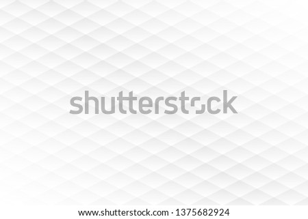 Abstract white color background.texture with geometric.Vector background can be used in cover design, book design, poster, cd cover, flyer, website backgrounds or advertising.
