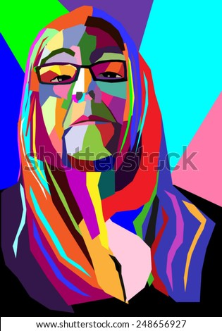 stock-vector-abstract-woman-with-glasses-long-hair-in-colorful-vector-design-illustration-closeup-illustration-248656927.jpg