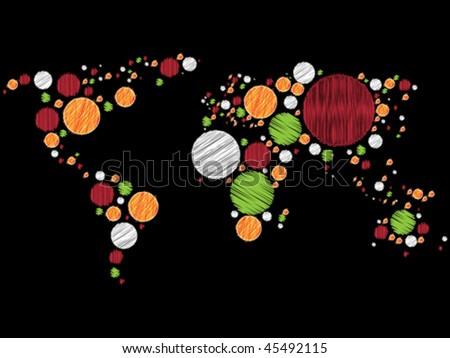 stock-vector-abstract-world-map-45492115