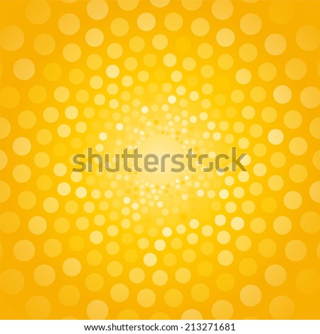 abstract yellow background made