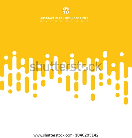 stock-vector-abstract-yellow-mustard-rounded-lines-halftone-transition-vector-background-illustration