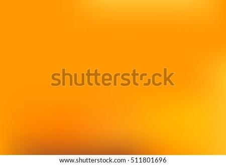 abstract yellow orange blurred