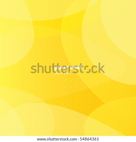 stock-vector-abstract-yellow-vector-background