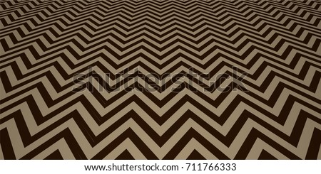 abstract zig zag pattern