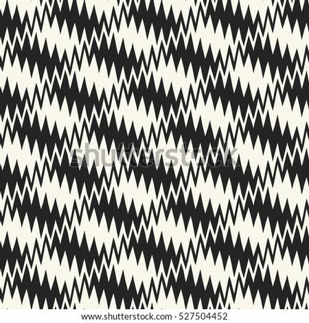 abstract zigzag textured