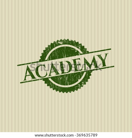 Academy rubber seal