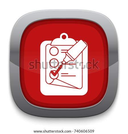 acceptable clipboard icon
