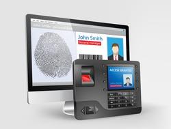 Access - Biometric fingerprint reader