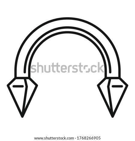 accessory piercing icon