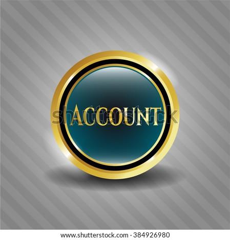 Account shiny badge