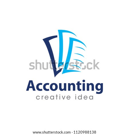 Accounting Creative Logo Design