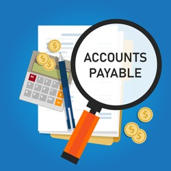Accounts payable accounting term  within the general ledger that represents a company obligation to pay off a short-term debt to its creditors or suppliers