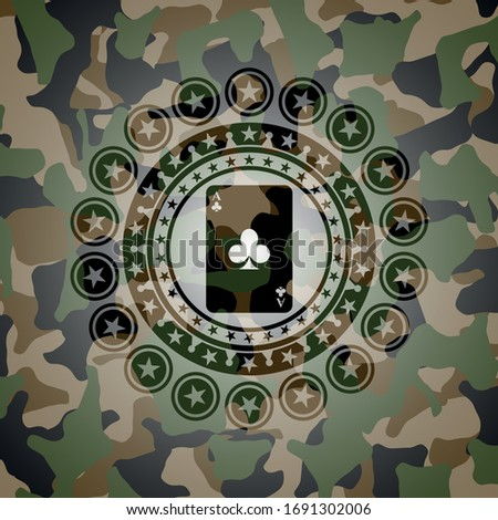 ace of clover icon on