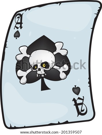 ace of spades ace of spades on