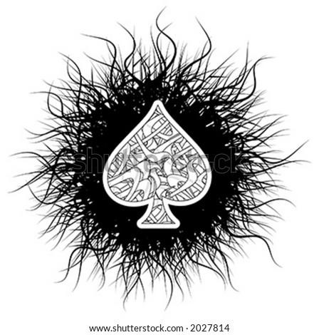 ace of spade symbol
