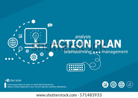 action plan and marketing