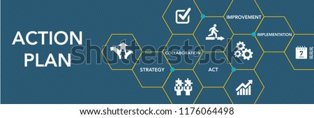 Action Plan We Banner Concept