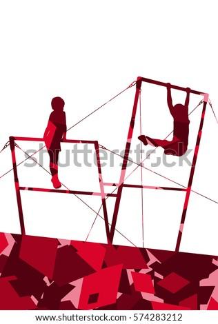 active children sport boy