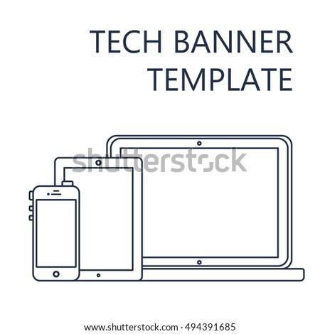 adaptive web phone template and