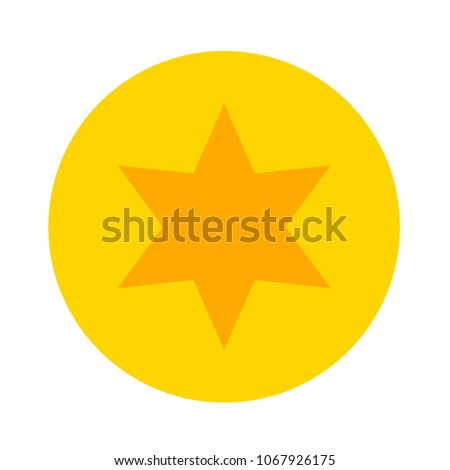 add to favorites icon - favorites button, star symbol - internet bookmark sign
