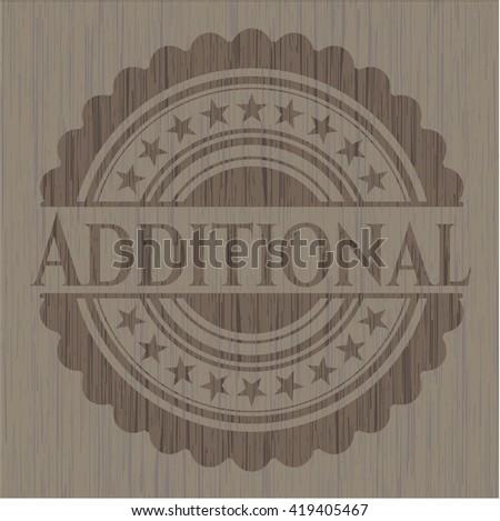Additional wood emblem. Retro