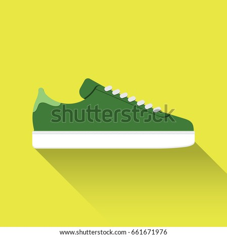 adidas gazzette vector drawn