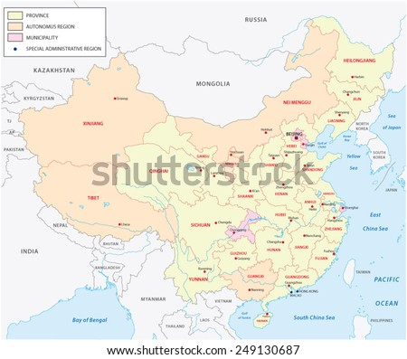 Free map legend part i vector download free vector art stock administrative divisions of china gumiabroncs Image collections