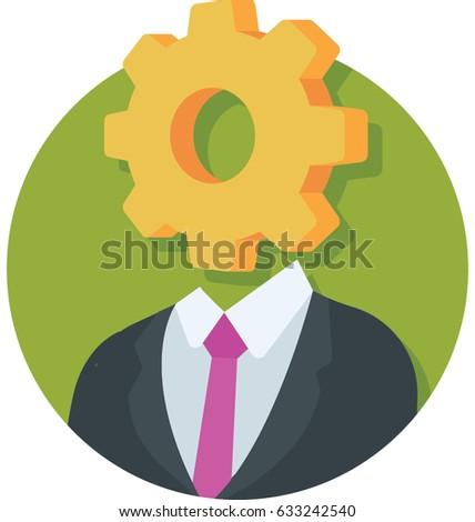 Administrator Vector Icon