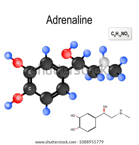 adrenaline  epinephrine  is  a...
