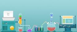 Advanced Chemical Machine Illustration