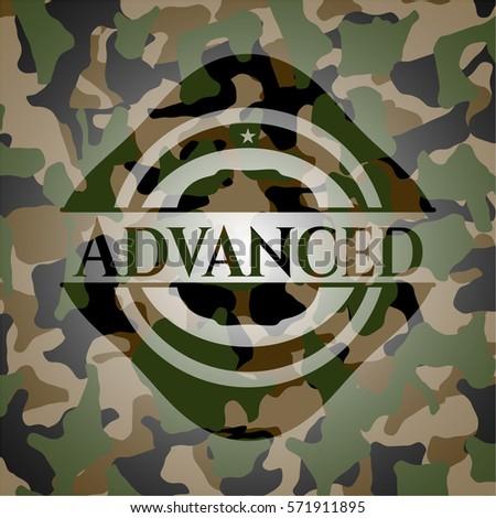 advanced written on a
