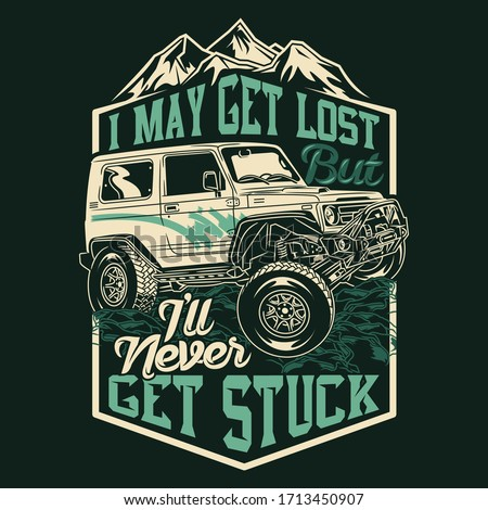 adventure is calling 4x4 off road quotes saying