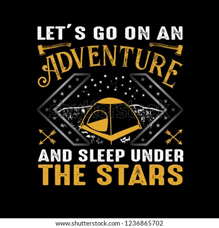 adventure quote let's go on an