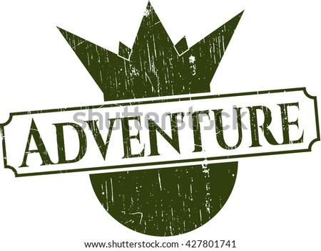 Adventure rubber seal