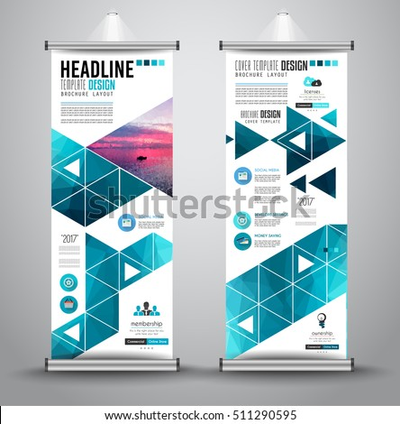stock-vector-advertisement-roll-up-business-flyer-or-brochure-banner-with-vertical-design-vector-template-for