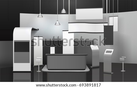 Small Exhibition Stand Vector : Concession stand drink free vector download free vector art
