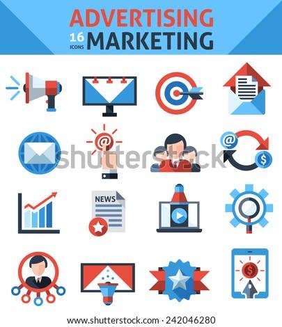 marketing advertising