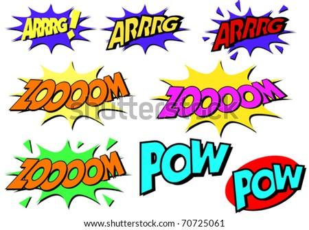 Advertising Slogans Advertising slogans in comic