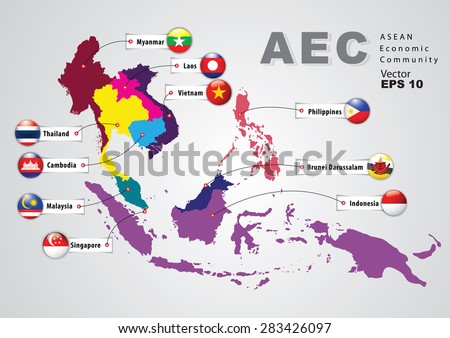 Free Vector Map of Thailand Free Vector Art at Vecteezy