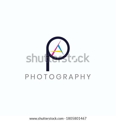 aerial photography logo design