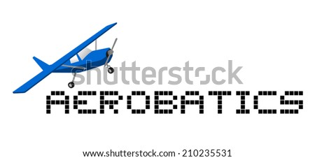 Aerobatics sport