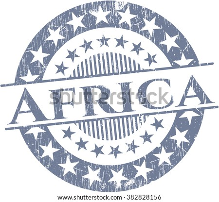 Africa rubber texture