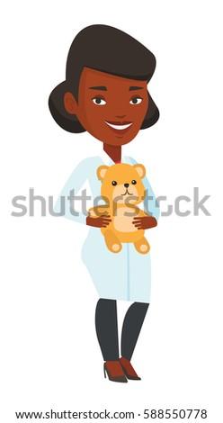 african american pediatrician