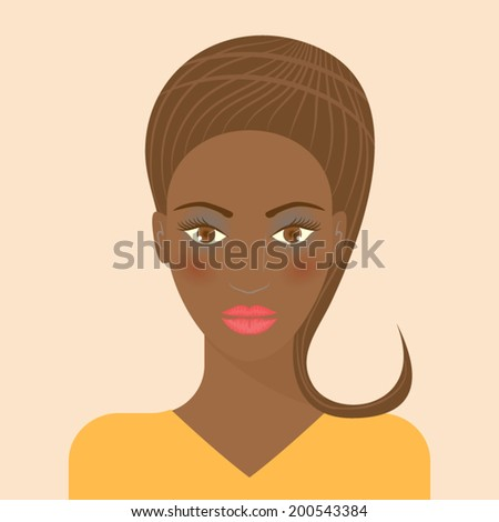 african american woman