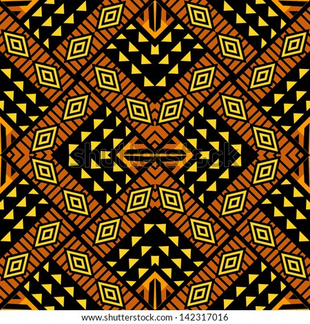 African Tribal Pattern Easy African Tribal Patterns