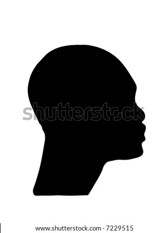 Black+woman+face+silhouette